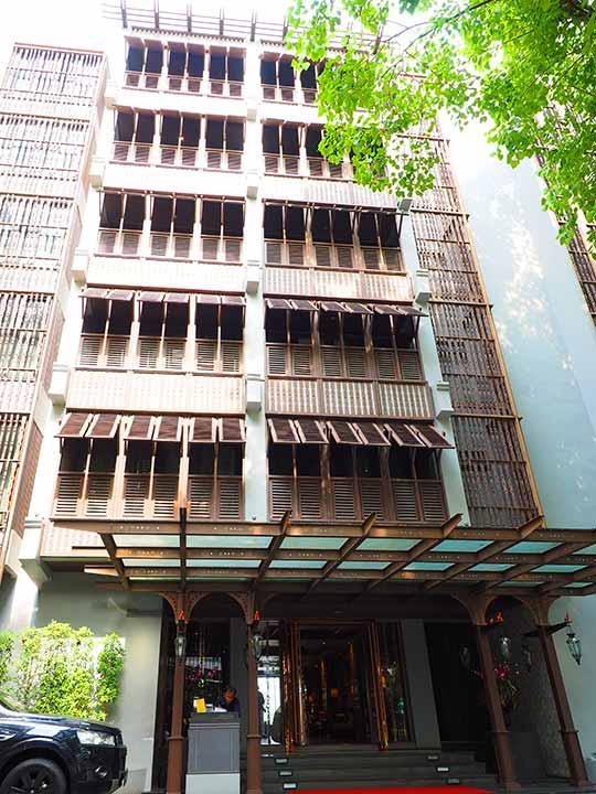 バンコクの観光に便利なおすすめホテル リーバ スーリヤ バンコク(Riva Surya Bangkok)