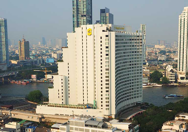 バンコクの観光に便利なおすすめホテル シャングリ ラ バンコク(Shangri-la Bangkok)
