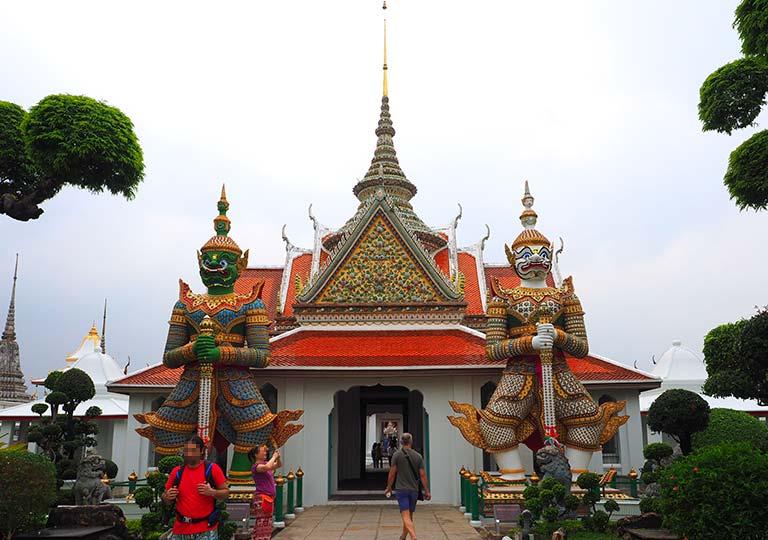 バンコク観光 ワット アルン(Wat Arun)