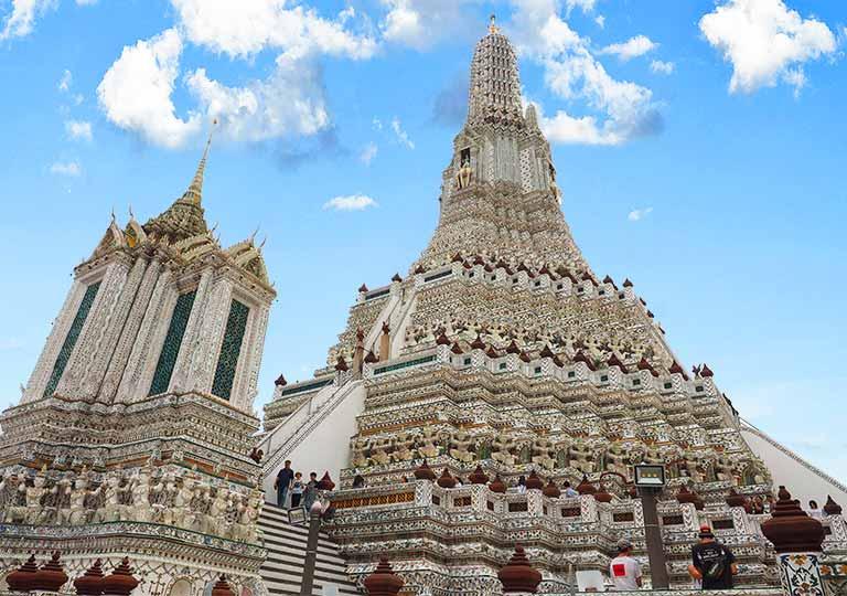 バンコク観光 ワットアルン(Wat Arun)