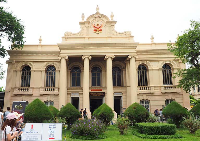 バンコク観光 ワットプラケオ(Wat Phra Kaew) ワットプラケオ博物館