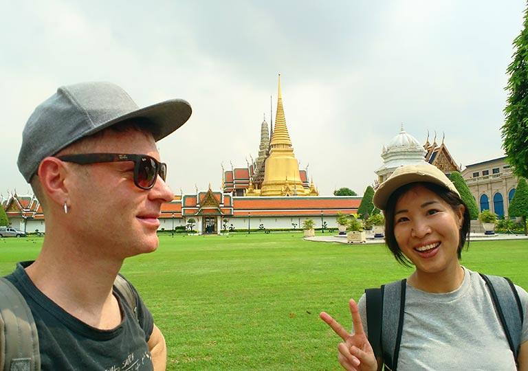 タイ・バンコク旅行で注意すべきこと 二コラとエナの画像