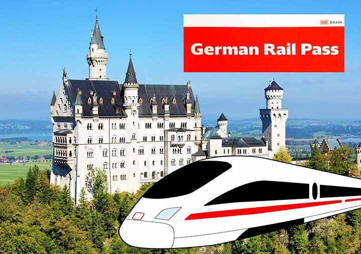 ミュンヘンとベルリンの移動方法 ジャーマンレイルパス