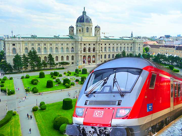 「ミュンヘンからウィーンの移動方法まとめ!鉄道なら日本語でチケット予約できる!」 トップ画像