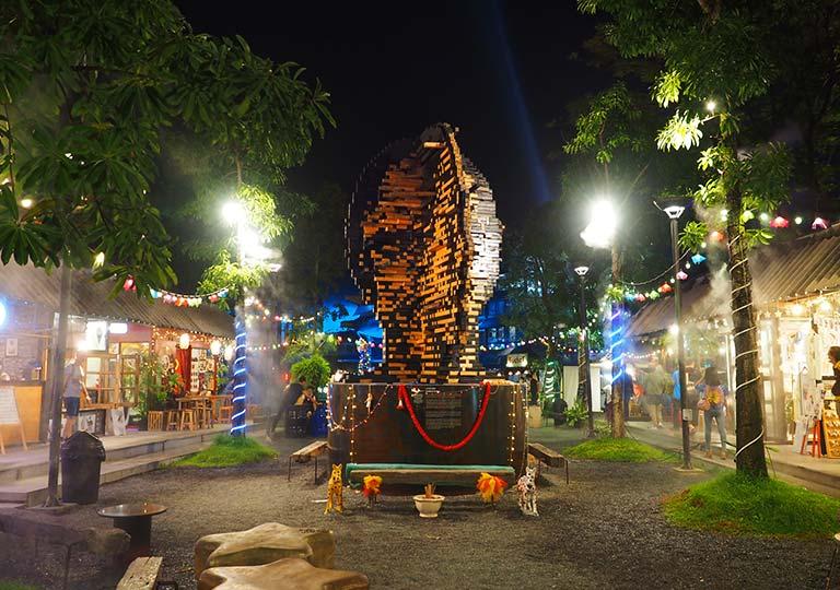 バンコク観光 チャンチューイ・クリエイティブパーク(Chang Chui Creative Park)