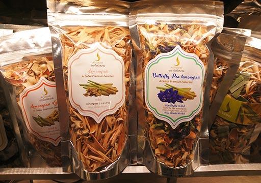 タイ・バンコクのおすすめお土産 食料品・飲料品 レモングラスティー