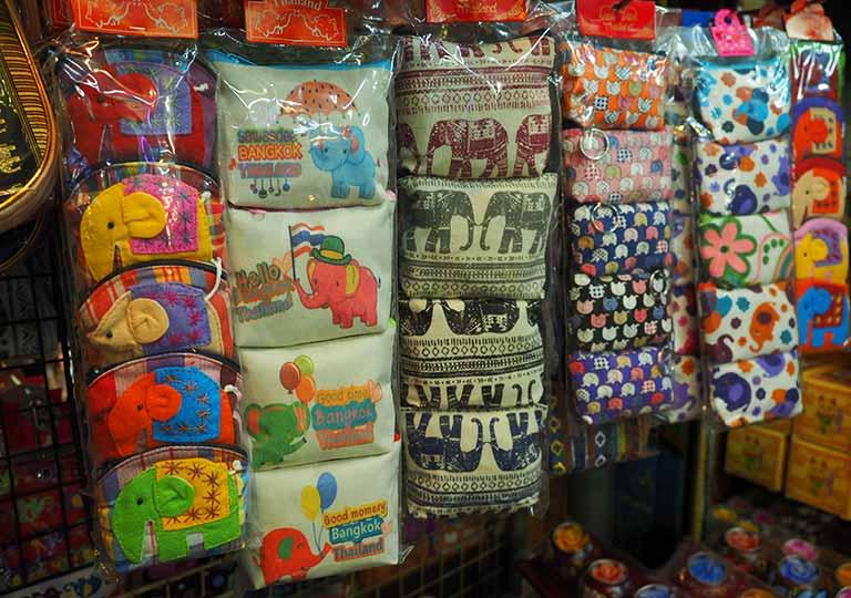 タイ・バンコクのおすすめお土産 雑貨 象の雑貨