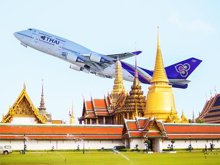 「バンコク行き航空券はどこで買うのがお得?安い時期や節約術を徹底解説!」 トップ画像