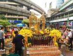 「バンコク一のパワースポット、エラワン廟!願いが叶うらしいのでお参りしてみた」トップ画像