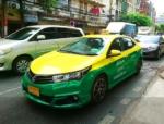「バンコクのタクシー完全ガイド!料金、乗り方、ぼられないコツを知っておこう!」 トップ画像