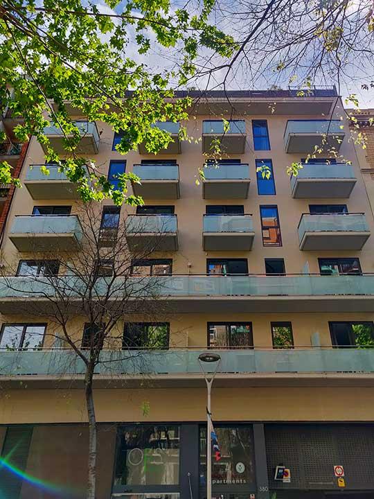 バルセロナ観光 サグラダファミリア近くのホテル センセーション サグラダ ファミリア (Sensation Sagrada Familia)
