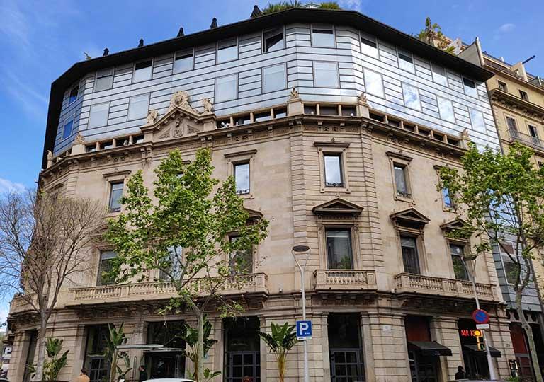 バルセロナ観光 おすすめ高級ホテル クラリス ホテル & スパ(Claris Hotel & Spa GL)