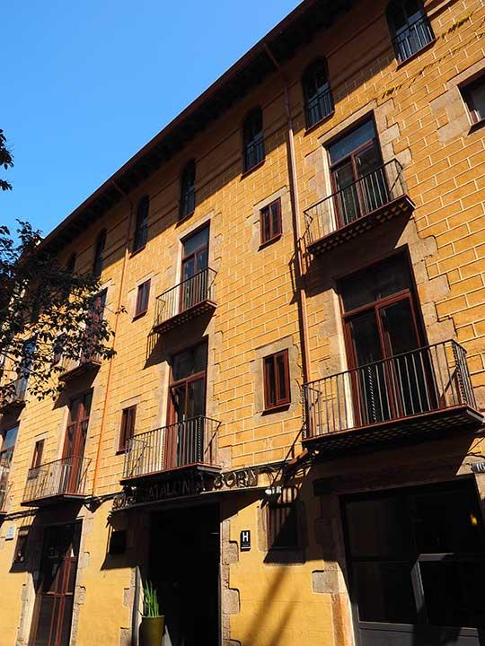 バルセロナ観光 ボルン地区のホテル カタロニア ボーン(Catalonia Born)