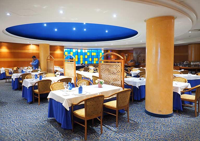 バルセロナ観光 ホテルHCCモンブラン レストラン「El Racó del Montblanc」