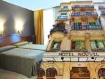 「バルセロナのカタルーニャ広場とランブラス通り至近!ホテルヌーベル宿泊記」 トップ画像