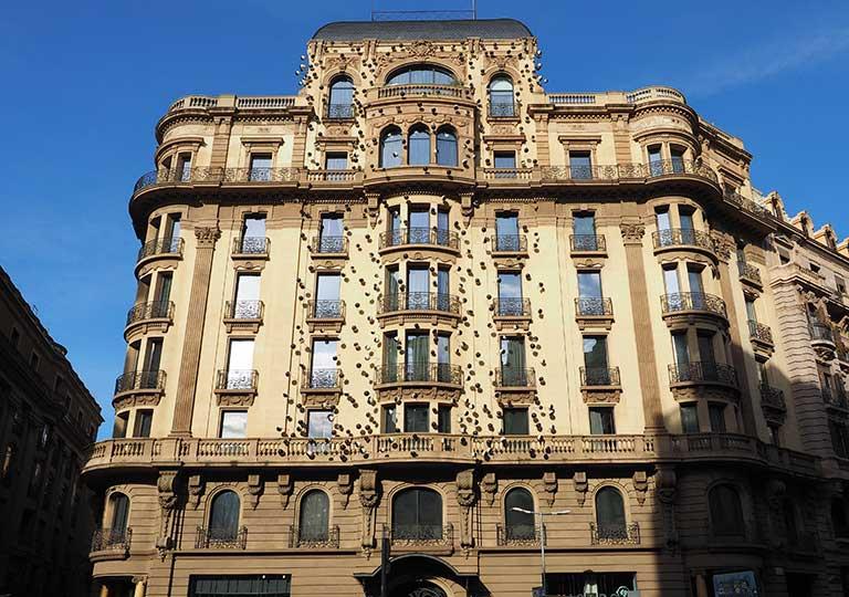 バルセロナ観光 カタルーニャ広場・ランブラス通り周辺のホテル オラ バルセロナ(Ohla Barcelona)