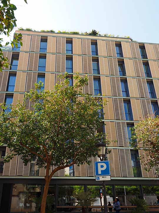 バルセロナ観光 ボルン地区のホテル ホテル レク バルセロナ - アダルトオンリー(Hotel Rec Barcelona - Adults Only)