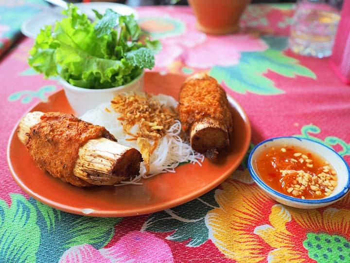 「バンコク・ウィークエンドマーケットでベトナム料理グルメ!Din Phow Cuisin!」 トップ画像