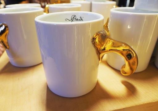 バルセロナ観光 カサミラ(Casa Milà)のお土産 マグカップ