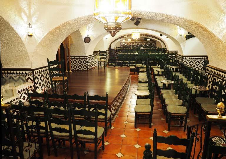 バルセロナ観光 おすすめ観光地・モデルコース エル コルドベス(El Cordobes)