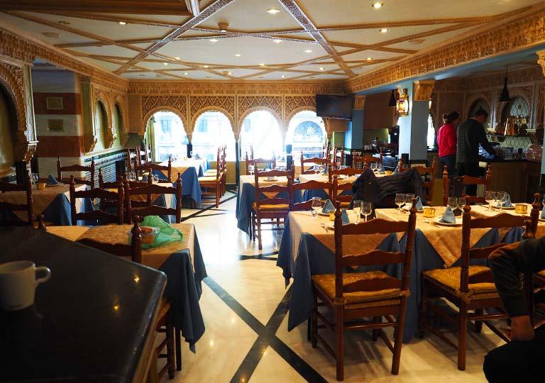 バルセロナ観光 フラメンコショー エル コルドベス(El Cordobes) レストラン