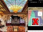 「カタルーニャ音楽堂の予約方法!ガイドツアー・自由見学のチケットを徹底解説」 トップ画像