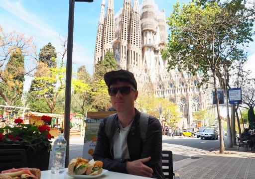 バルセロナ観光 サグラダファミリア(Sagrada Familia) お土産