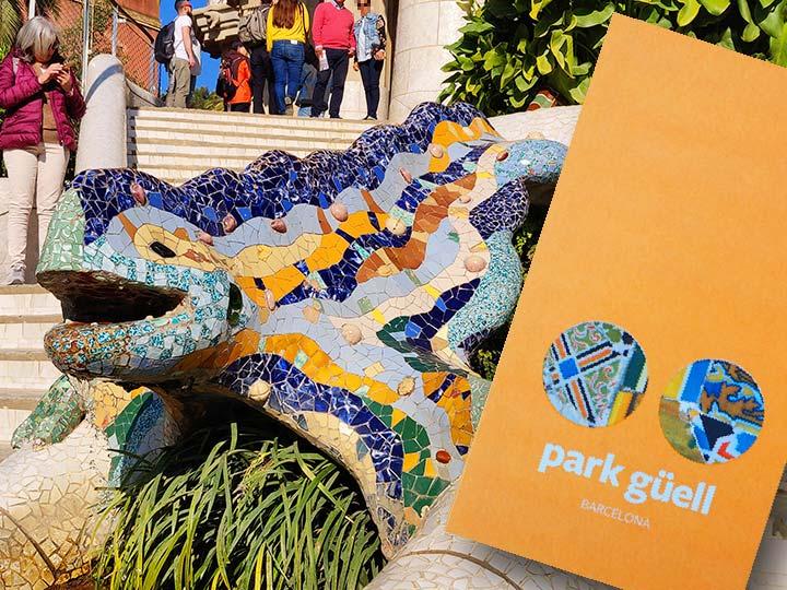 「グエル公園のチケット予約(必須!)方法と入場料。無料入場する方法は?」 トップ画像