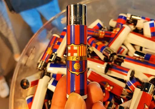 バルセロナ観光 おすすめのお土産 FCバルセロナグッズ