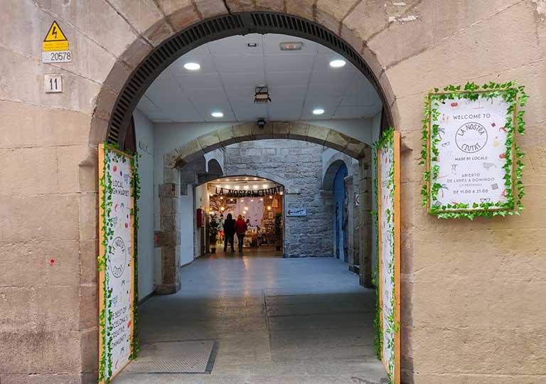 バルセロナ観光 お土産が買えるオススメの場所 「ラ ノストラ シウタット(La Nostra Ciutat)