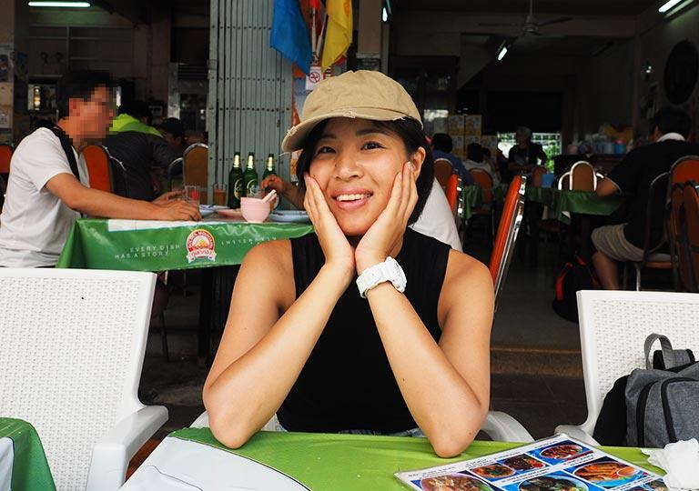 バンコク観光    レストランSUDA(スダー) エナ