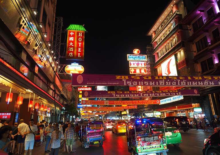 バンコク観光 チャイナタウン