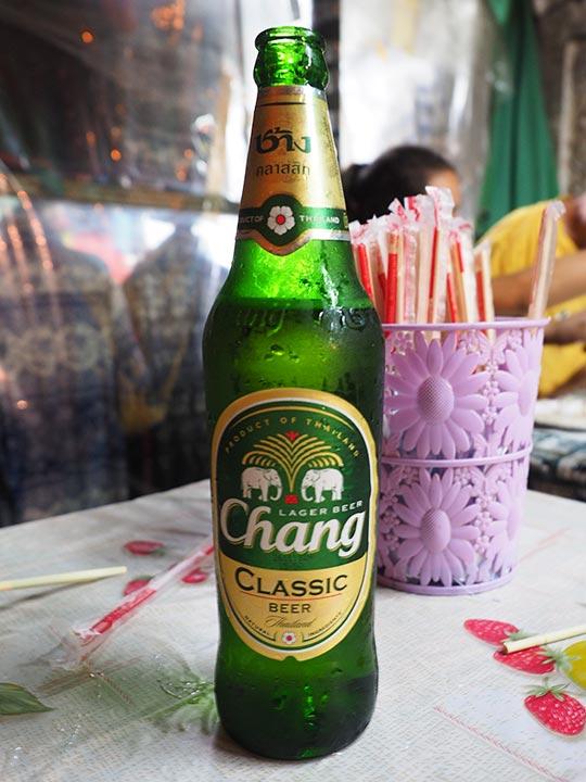 バンコク観光 チャンビール