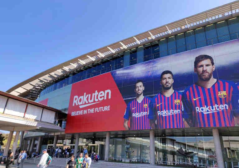 バルセロナ観光 おすすめ観光地・モデルコース カンプノウ(Camp Nou)