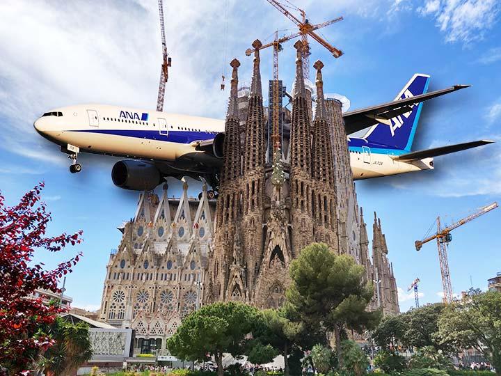 「スペイン・バルセロナ行き航空券が安い時期や相場は?格安旅行術を大公開!」 トップ画像