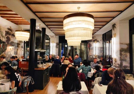 バルセロナグルメ ラス・キンザ・ニッツ レストラン