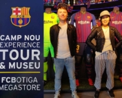 「バルセロナのカンプノウスタジアムを見学!ツアー予約方法や行き方は?」 トップ画像