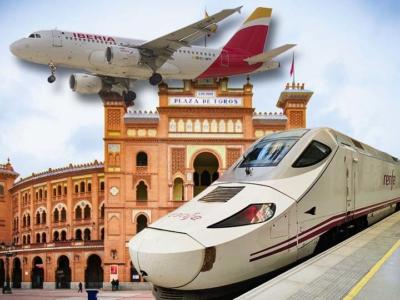 「バルセロナとマドリード間の移動方法!鉄道、飛行機、バスを徹底比較!」 トップ画像