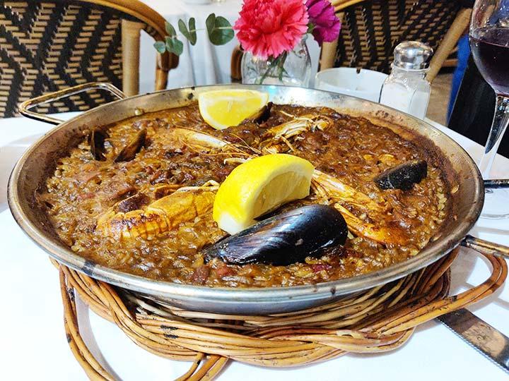 「バルセロナのパエリアが美味しいレストラン!雰囲気とコスパ最高のお店はココ!」 トップ画像