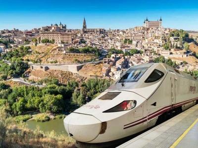 「バルセロナから古都トレドへの移動方法!電車AVEでの行き方を徹底解説」 トップ画像