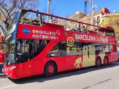 「バルセロナの観光バス完全ガイド!路線図、乗り方、料金を徹底解説」 トップ画像
