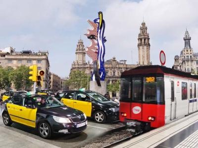 「バルセロナ交通機関ガイド!地下鉄、バス、タクシーなど移動手段を徹底比較!」 トップ画像