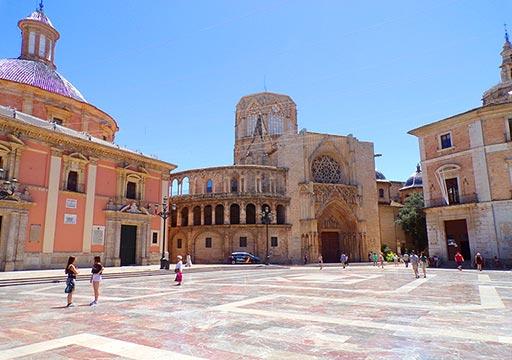 バレンシア大聖堂 バレンシア観光