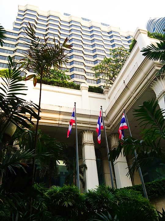 バンコク サイアムのおすすめホテル グランド ハイアット エラワン バンコク