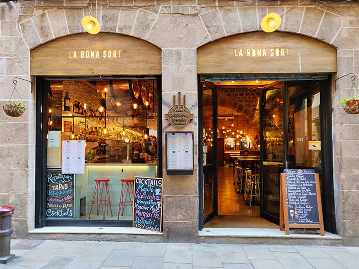 「バルセロナのおすすめレストラン10選!名物グルメを満喫しよう!」トップ画像