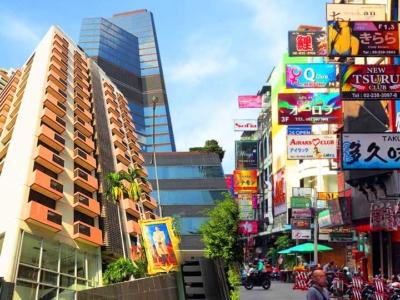 「バンコク・シーロムのおすすめホテル!コスパが良い人気ホテル10選!」 トップ画像