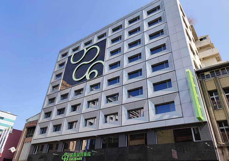 台中 パークシティホテル セントラル 台中(成旅晶賛飯店台中)