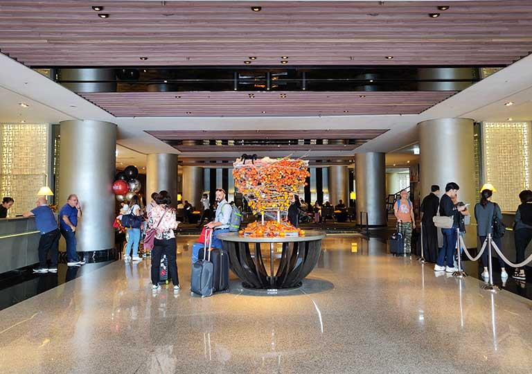 リージェント台北ホテル ロビー