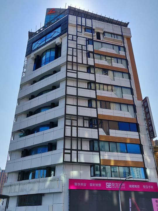 台中 カリグラフィー グリーンウェイ ホテル (草悟道文創旅館)
