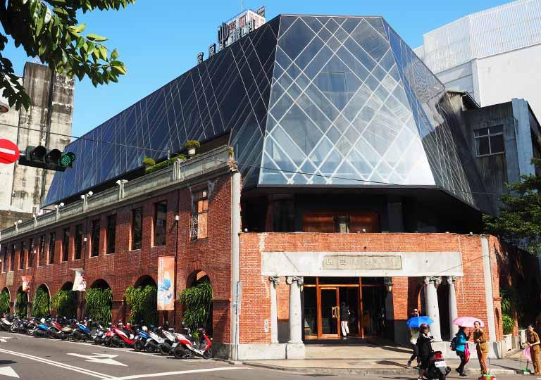 台中 宮原眼科の建物
